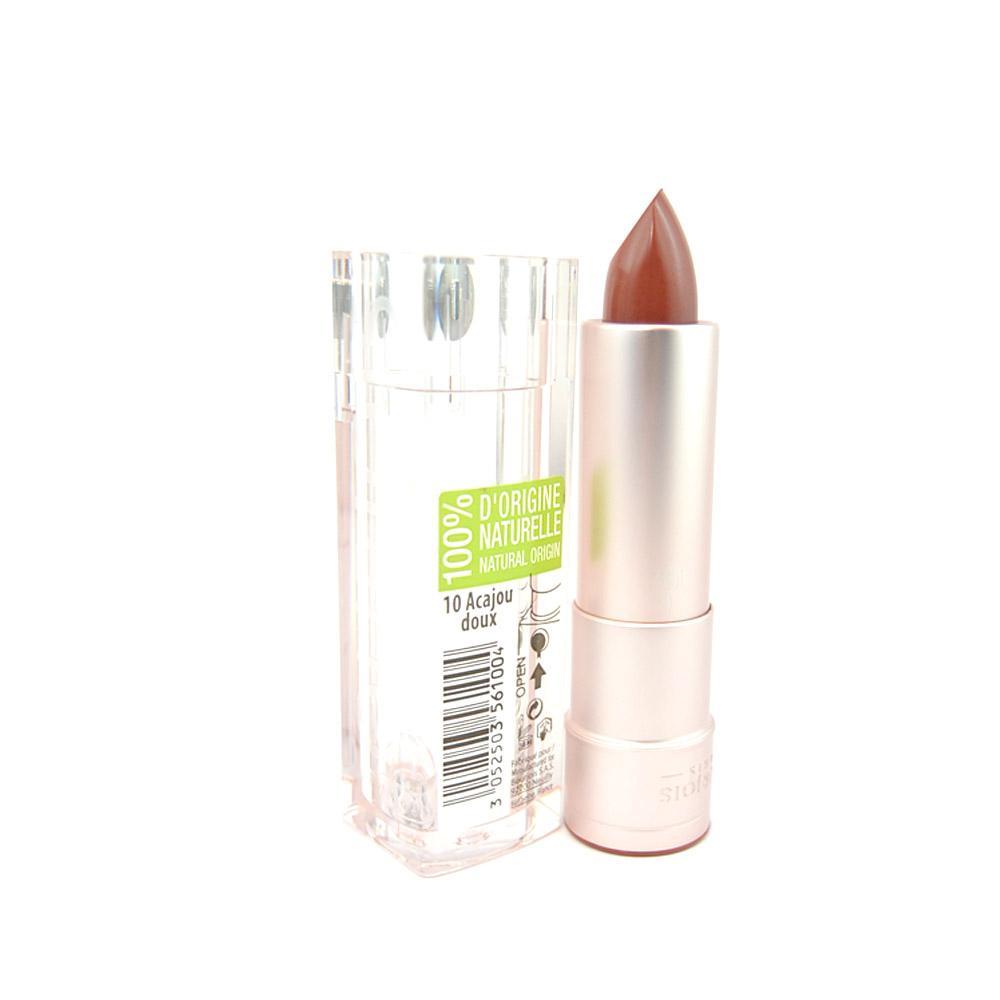 Ruj Bourjois Sweet Kiss Naturel Lipstick - Acajou doux
