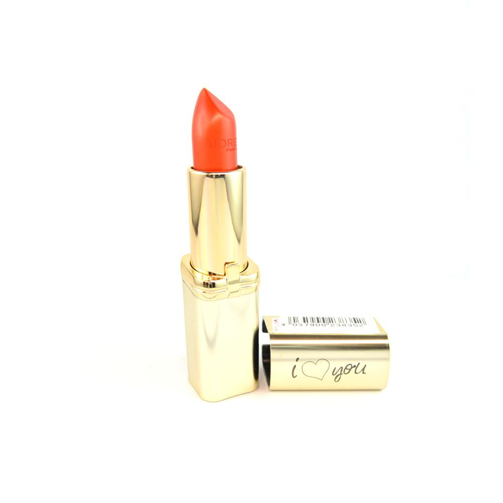 Ruj L'Oreal Color Riche Lipstick - Orange Magique