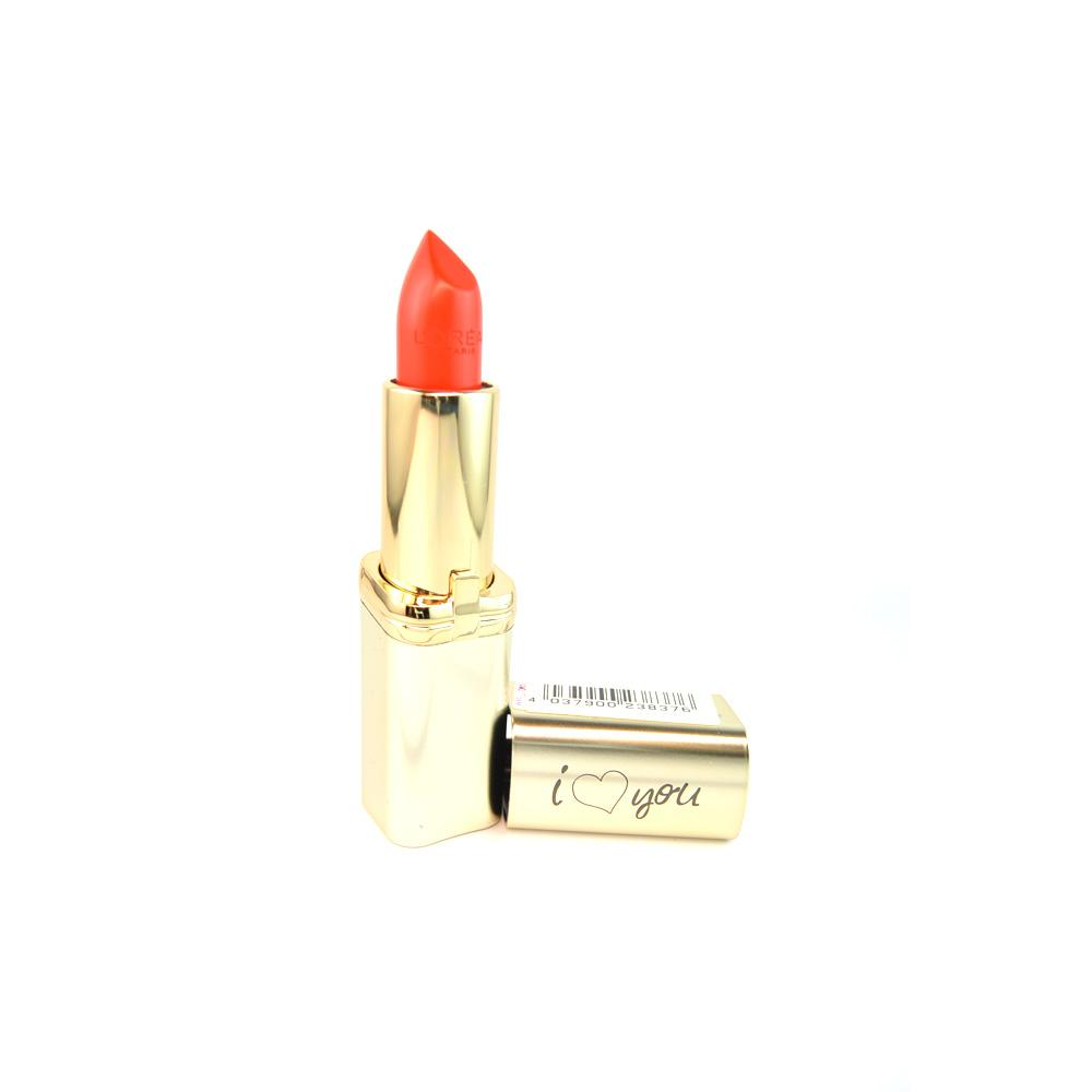 Ruj L'Oreal Color Riche Lipstick - Rouge Corail