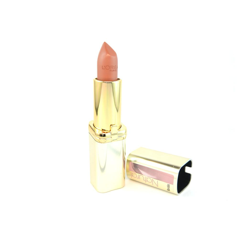 Ruj L'Oreal Color Riche Lipstick - Silky Toffee