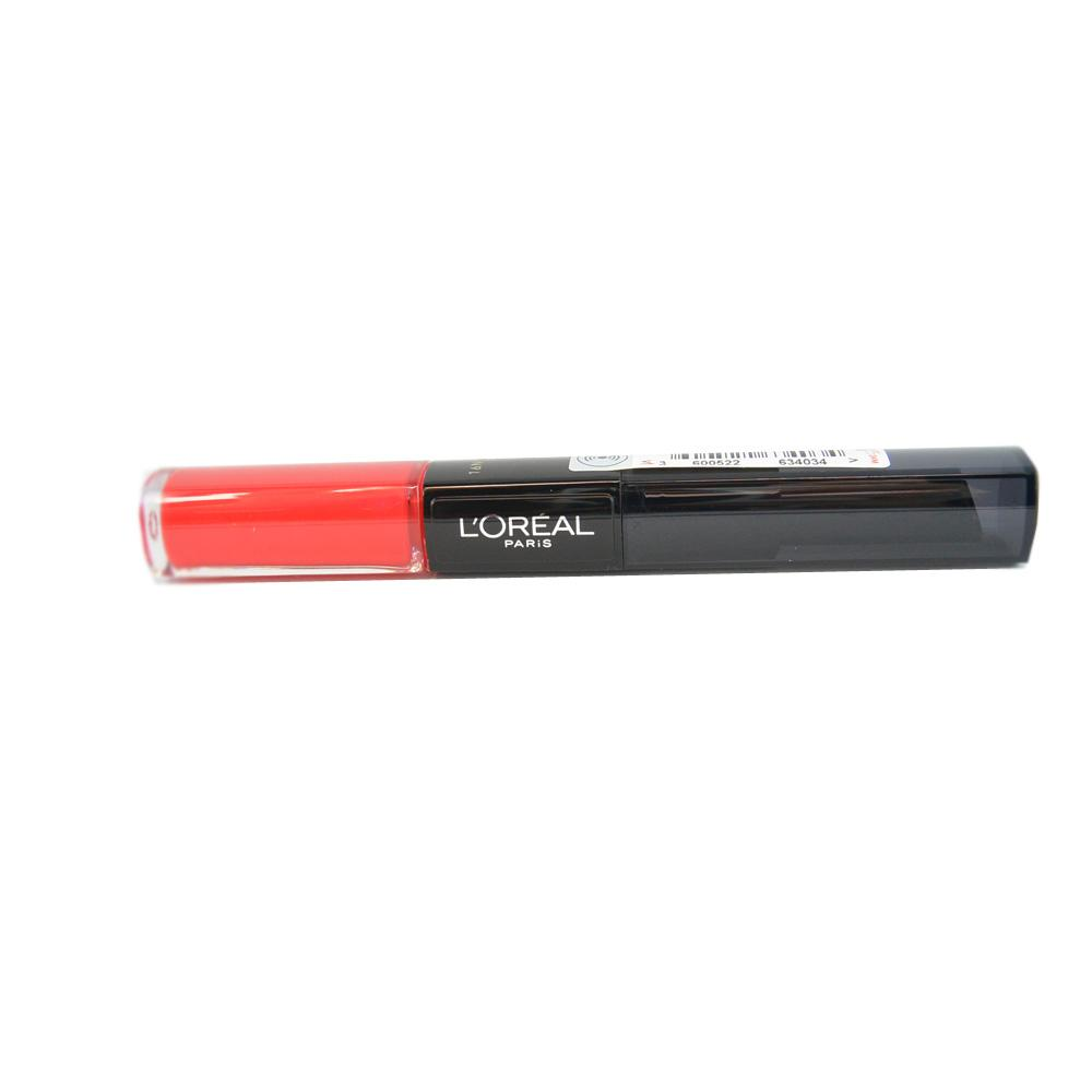 Ruj L'Oreal Infallible 24H Lip Colour - Captivated By Cerise