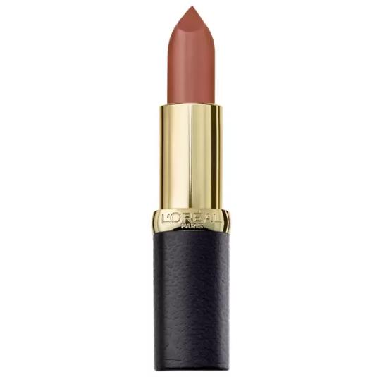 Ruj mat L'Oreal Color Riche Matte Lipstick - Mahogany Studs