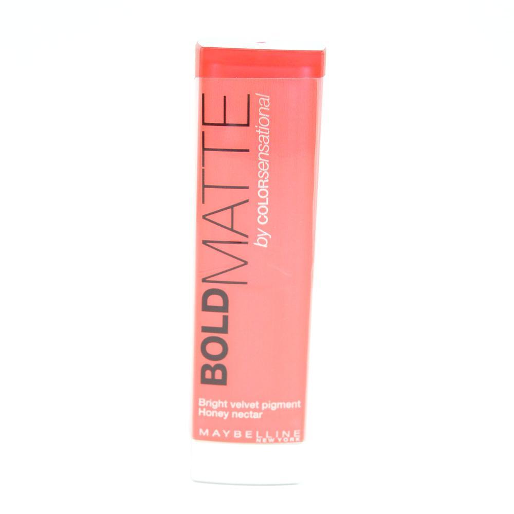 Ruj mat Maybelline Lipstick Bold Matte by Colorsensational - Mat 2