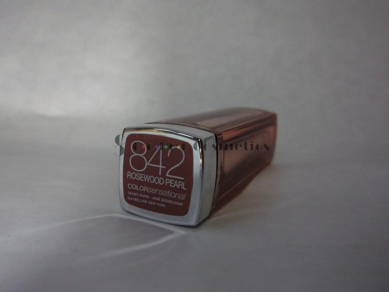 Ruj Maybelline Colour Sensational - Rosewood Pearl- PRET REDUS