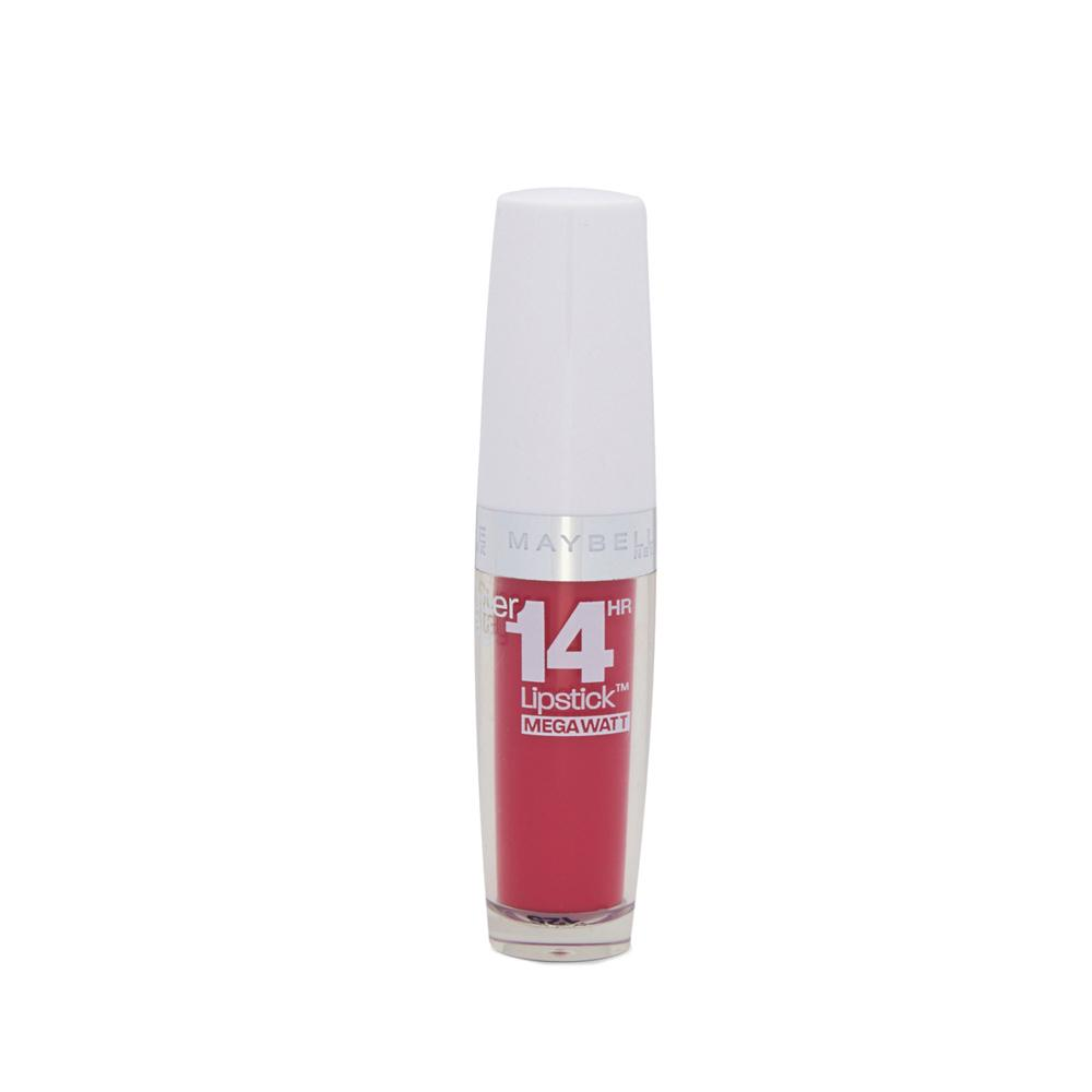 Ruj Maybelline Superstay 14HR Lipstick - Coral Beams