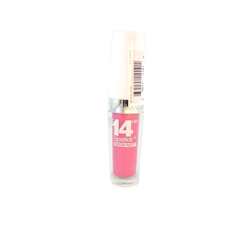 Ruj Maybelline Superstay 14hr Lipstick Neon Pink Colorcosmeticsro