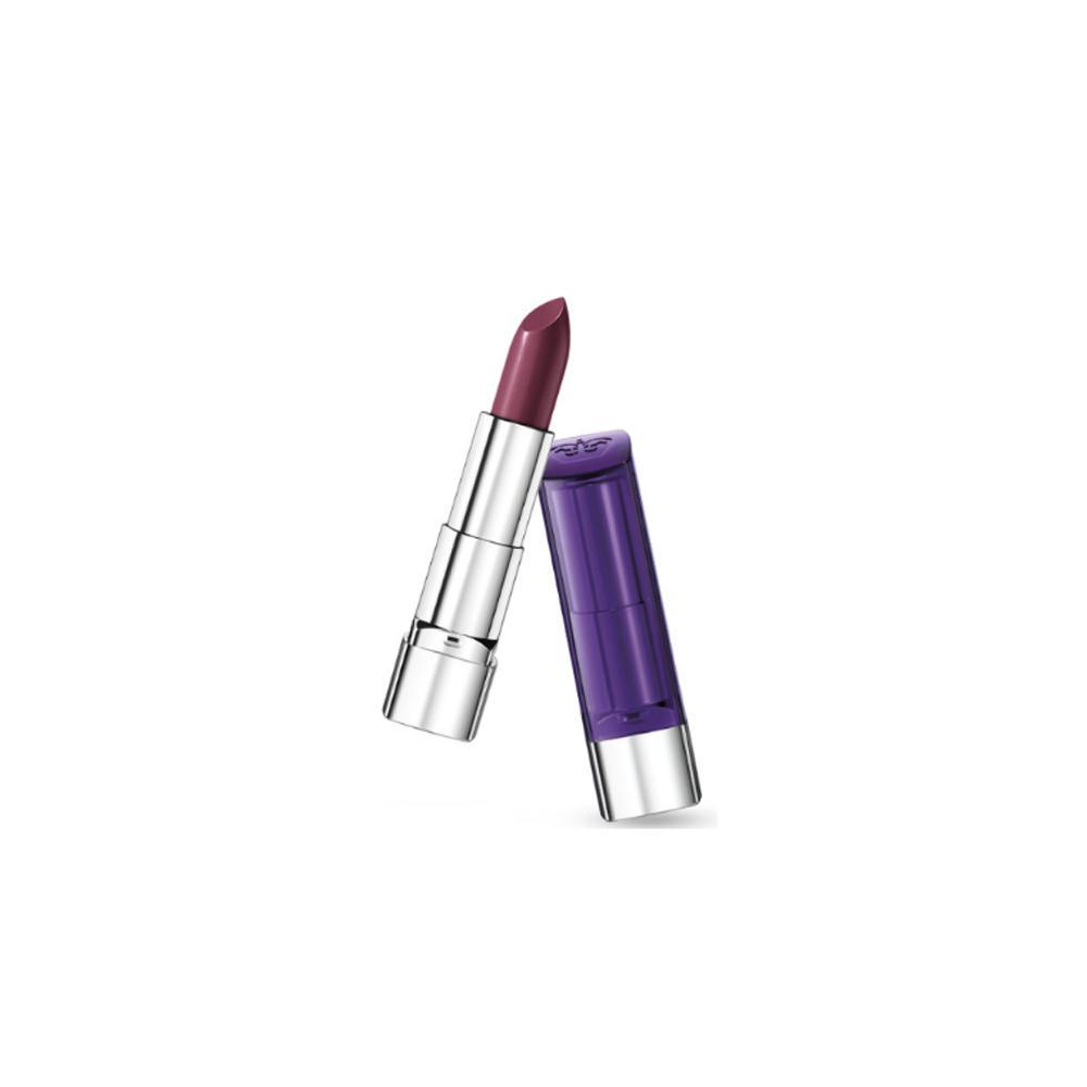 Ruj Rimmel Moisture Renew Lipstick - Sloane's Plum