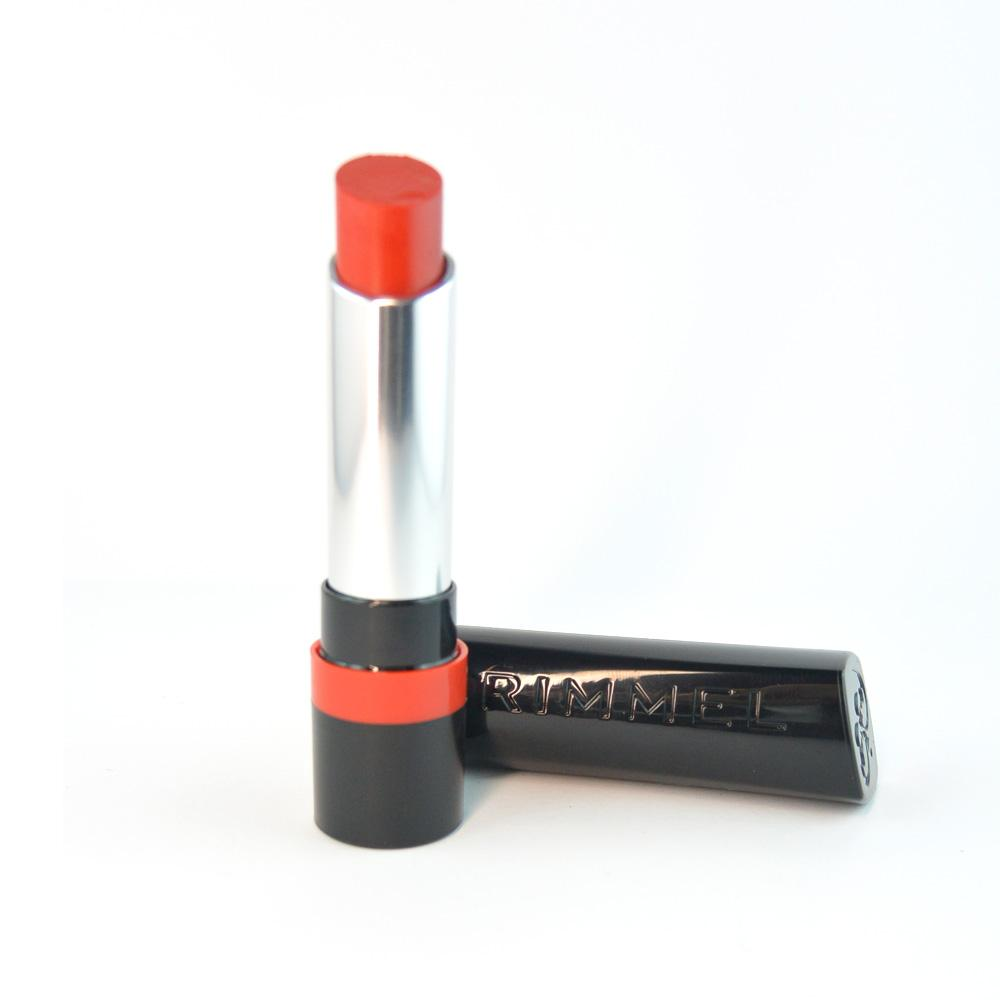 Ruj Rimmel The Only 1 Lipstick - Revolution red