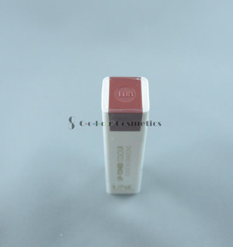 Ruj UNE Lip-Toned Colour Rouge en demi-tons - L08