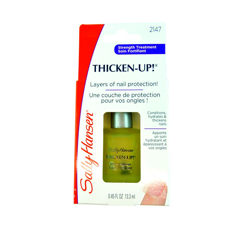 Tratament Lac fortifiant Sally Hansen Thicken Up Nail Strength Treatment