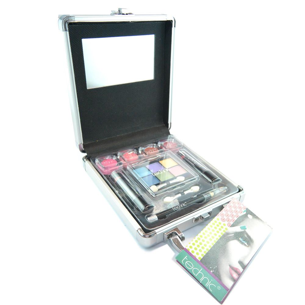 Trusa cosmetice Technic Small Beauty Case
