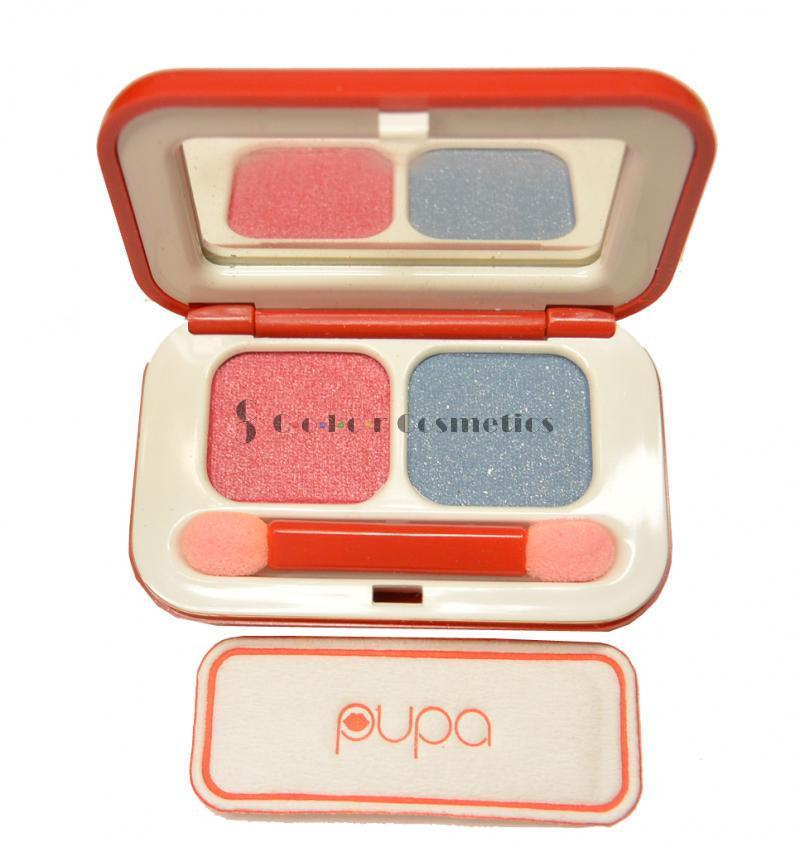 Trusa fard Pupa The Eye Shadow Duo - 11
