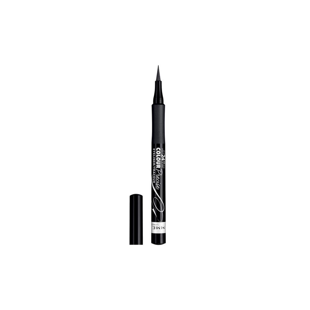 Tus contur ochi ce rezista pana la 24 de ore Rimmel Colour Precise Eyeliner Pen 001 Black Negru 1ml