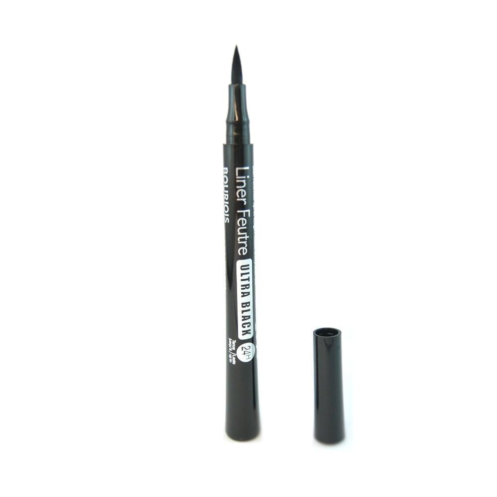 Tus de ochi Bourjois Liner Feutre Felt Tip Eyeliner Pen Ultra Black