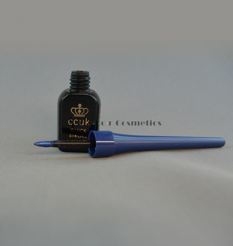 Tus lichid pentru contur ochi Constance Carroll Quick Stroke Eyeliner - Blue