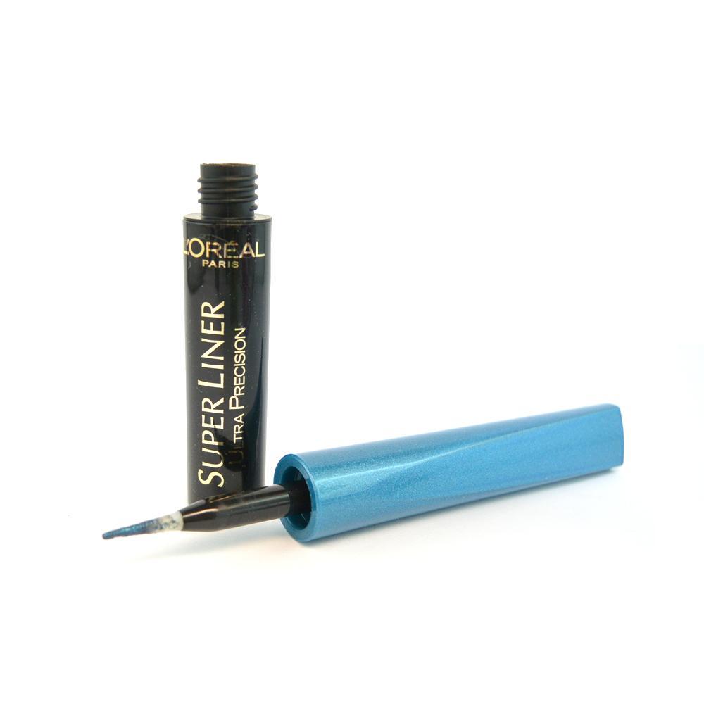 Tus de ochi L'Oreal Punky Superliner Eyeliner - Turquoise